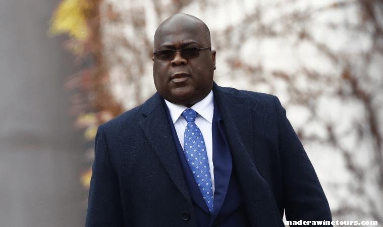 DR Congo เฟลิกซ์ ชิเซเคดี ประธานาธิบดีแห่งสาธารณรัฐประชาธิปไตยคองโก (DRC) เรียกร้องให้มีการทบทวนสัญญาการทำเหมืองที่ลงนามกับจีนในปี