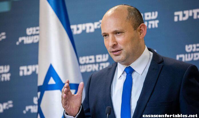 """Israel warns US อิสราเอลกล่าวว่าแผนการเปิดสถานกงสุลในกรุงเยรูซาเล็มของสหรัฐฯ เป็น """"ความคิดที่ไม่ดี"""" และอาจทำให้รัฐบาลของนายกรัฐมนตรีนาฟตาลี"""