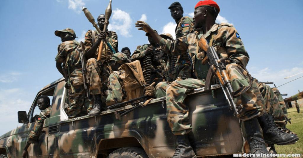Sudan Five security หน่วยข่าวกรองของซูดานระบุว่า เจ้าหน้าที่ต่อต้านการก่อการร้าย 5 นายถูกสังหารระหว่างการจู่โจมในเมืองหลวง